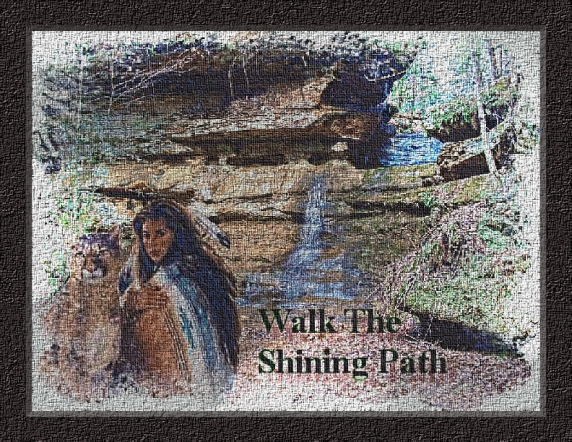 Walk The Shining Path